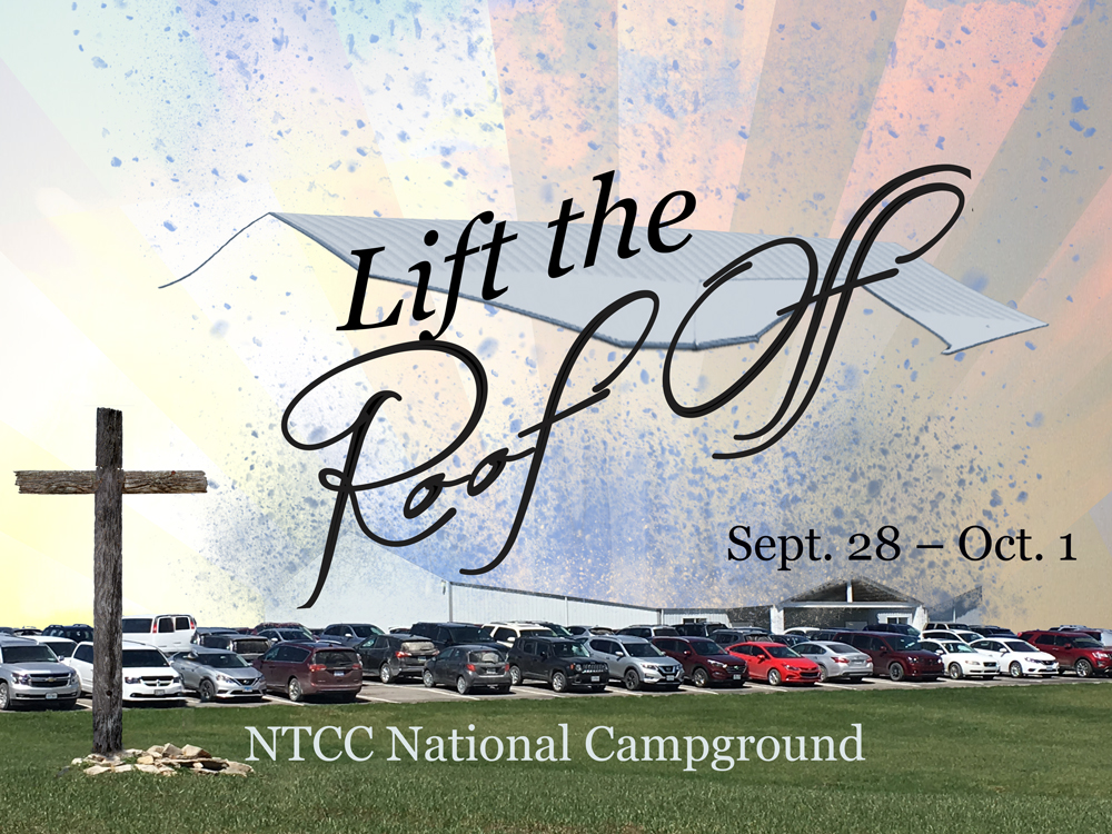 NTCC Fall Conf - Lift the roof off!