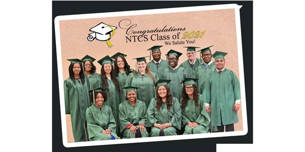 NTCS Graduation 2021