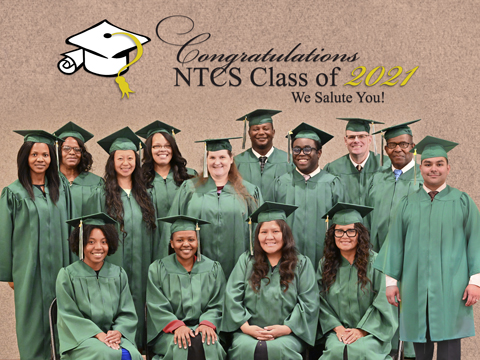 2021 NTCS Graduates - The Lord of The Harvest