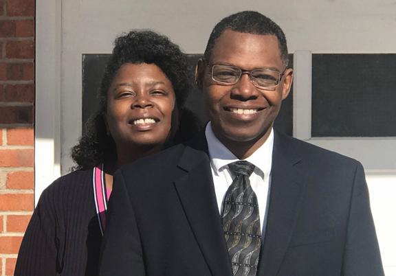 Pastor & Mrs. M. Mayo