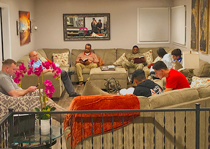Bible Study in the Home