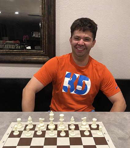 Chess champ
