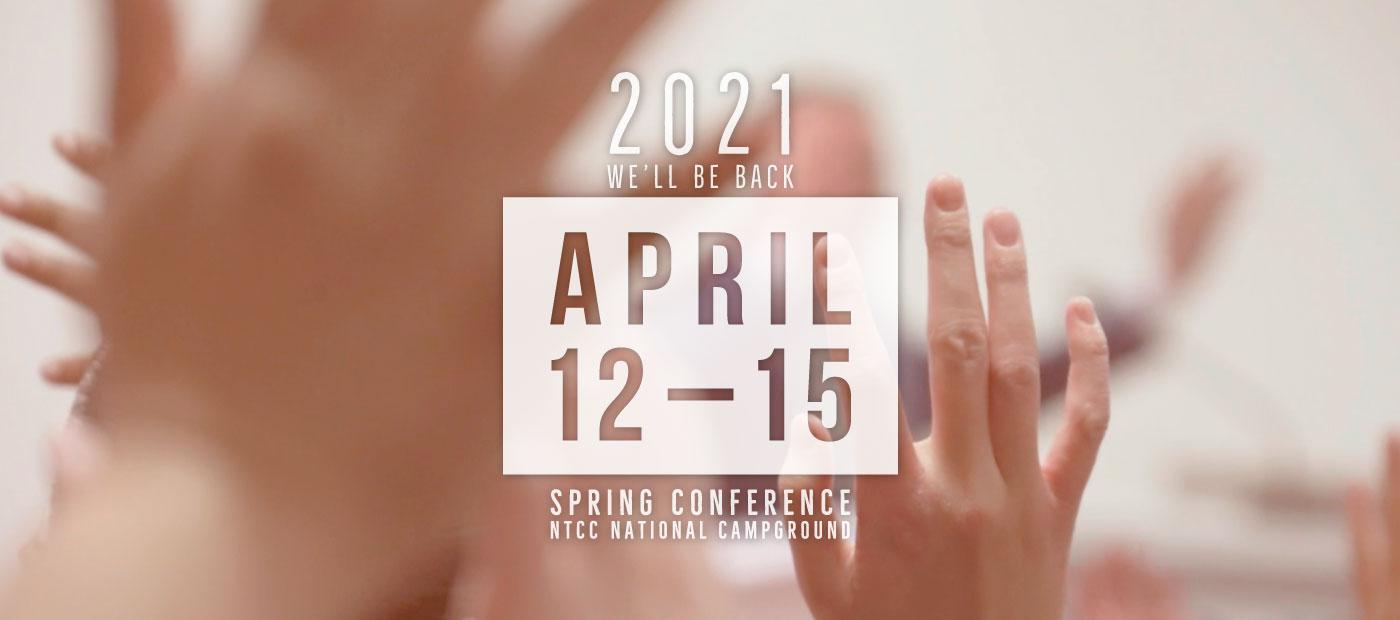 NTCC Spring Conference - Revive the bones
