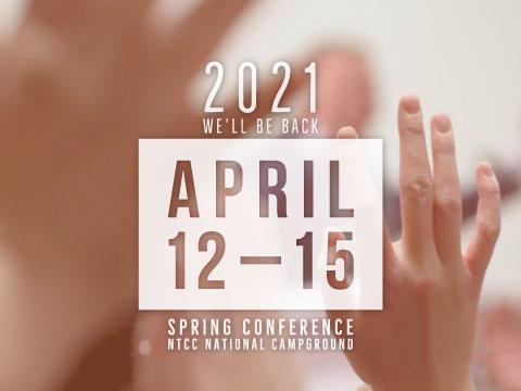 NTCC Spring Conf Announcement
