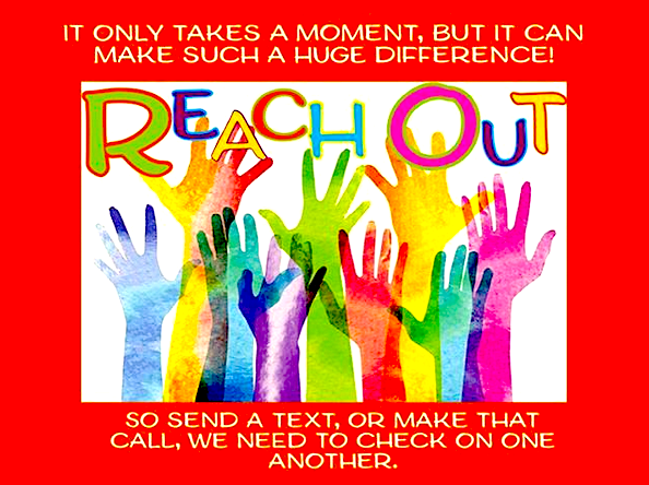 Reach out and make a difference