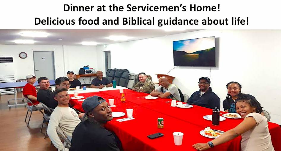 Bible Study with refreshments