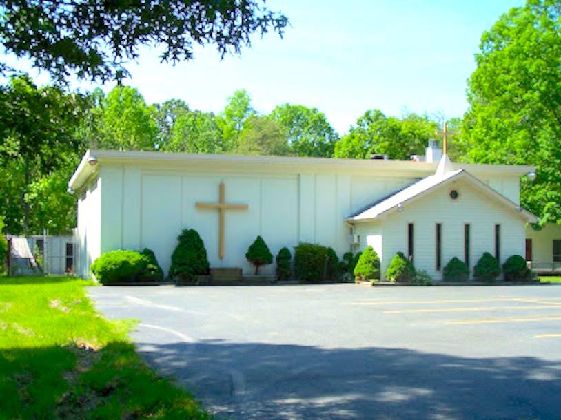 NTCC of Baltimore, Maryland - Church building
