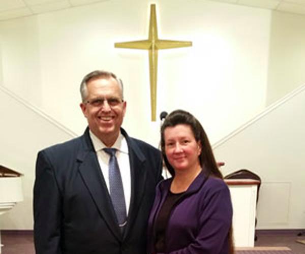 NTCC Jax NC Pastor Gandy