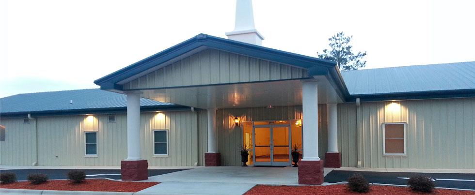NTCC-Jacksonville-NC-front-doors