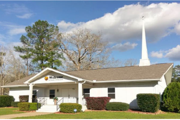 NTCC of Leesville, Louisiana - church building