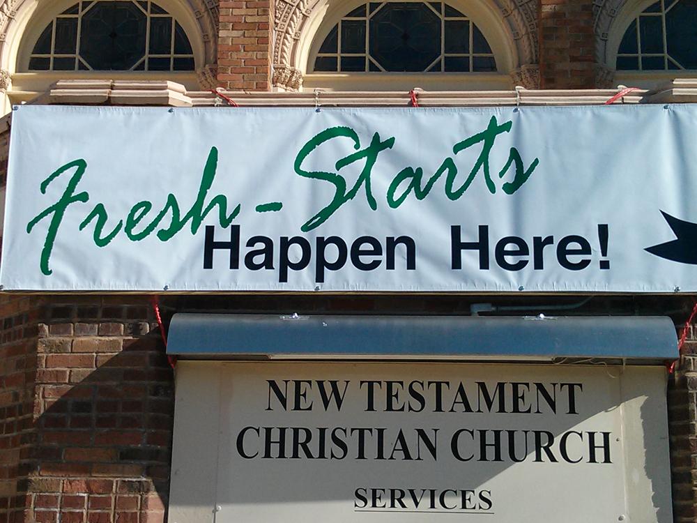 ST Louis Fresh Starts Banner