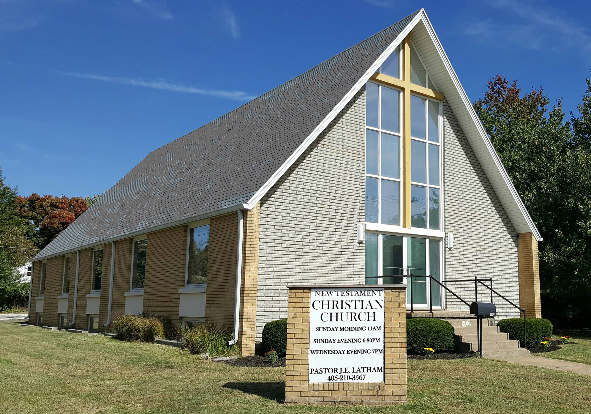 NTCC of Springfield MO exterior church building perspective view