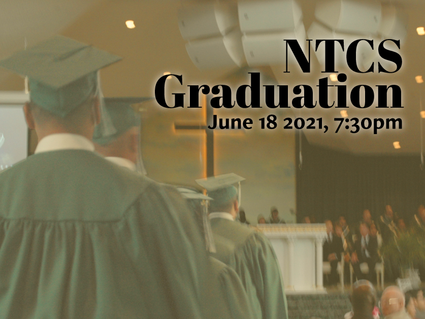 2021 NTCS Graduation Announcement