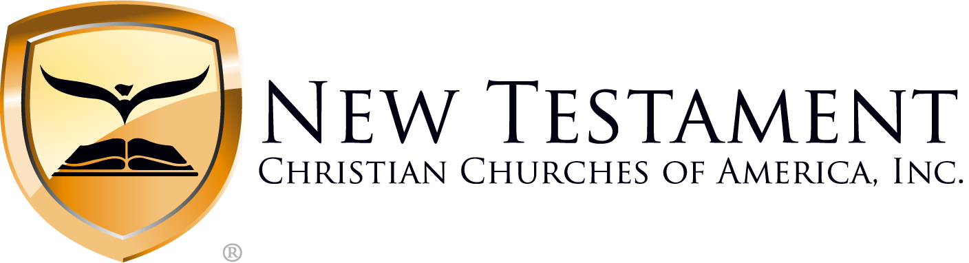 New Testament Christian Churches of America, Inc. Official logo and text